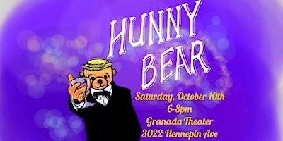 HUNNY BEAR! Live at the Granada.