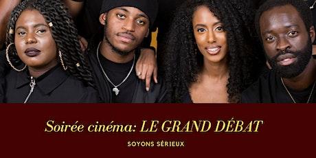Soirée Cinéma de Soyons Sérieux tickets