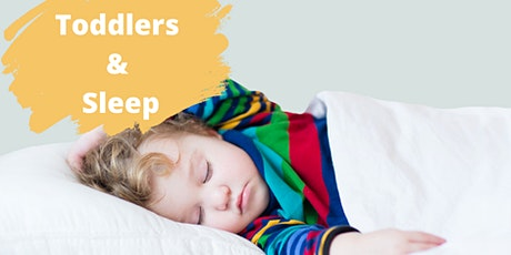 Toddlers & Sleep tickets