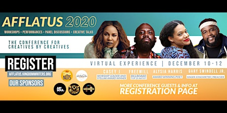 Afflatus: Creative Leaders Conference tickets