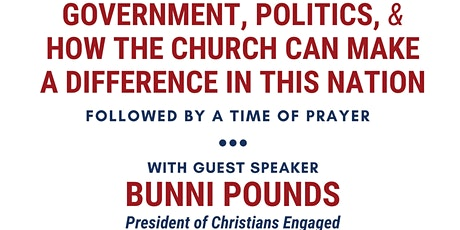 Bunni Pounds at Reformation House Of Prayer tickets
