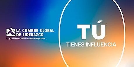 Cumbre Global de Liderazgo 2021 tickets