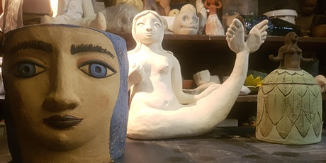 Ceramic Salon: come play with clay. tickets