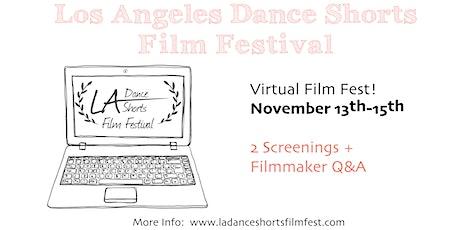 LA Dance Shorts Film Fest - Program 2 tickets