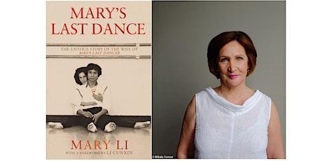 Mary Li presents Mary's Last Dance tickets