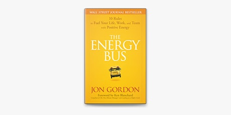 Book Review & Discussion : The Energy Bus tickets