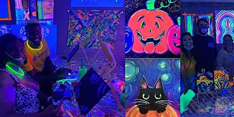 Halloween Glow Paint Night Fundraiser tickets