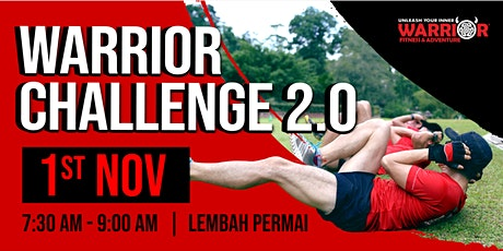 Warrior  Challenge 2.0 tickets