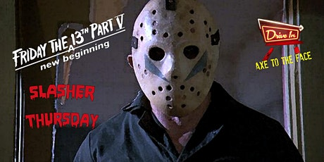 Friday the 13th Part V : A New Beginning - 35th Anniversary tickets