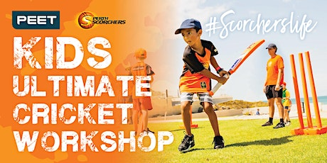 Ultimate Cricket Workshop in partnership with the Perth Scorchers - Brabham tickets