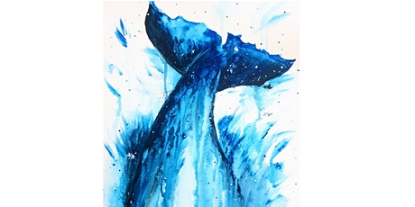 A Whale of a Time - Plucka's Art Studio (Nov 15 1.30pm) tickets