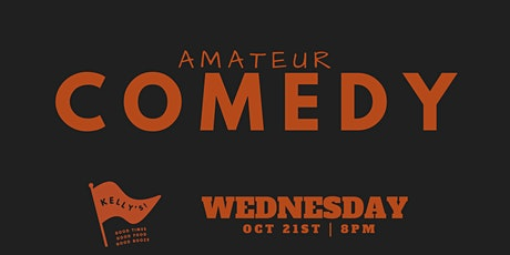Amateur Comedy Event | Heat 3 tickets