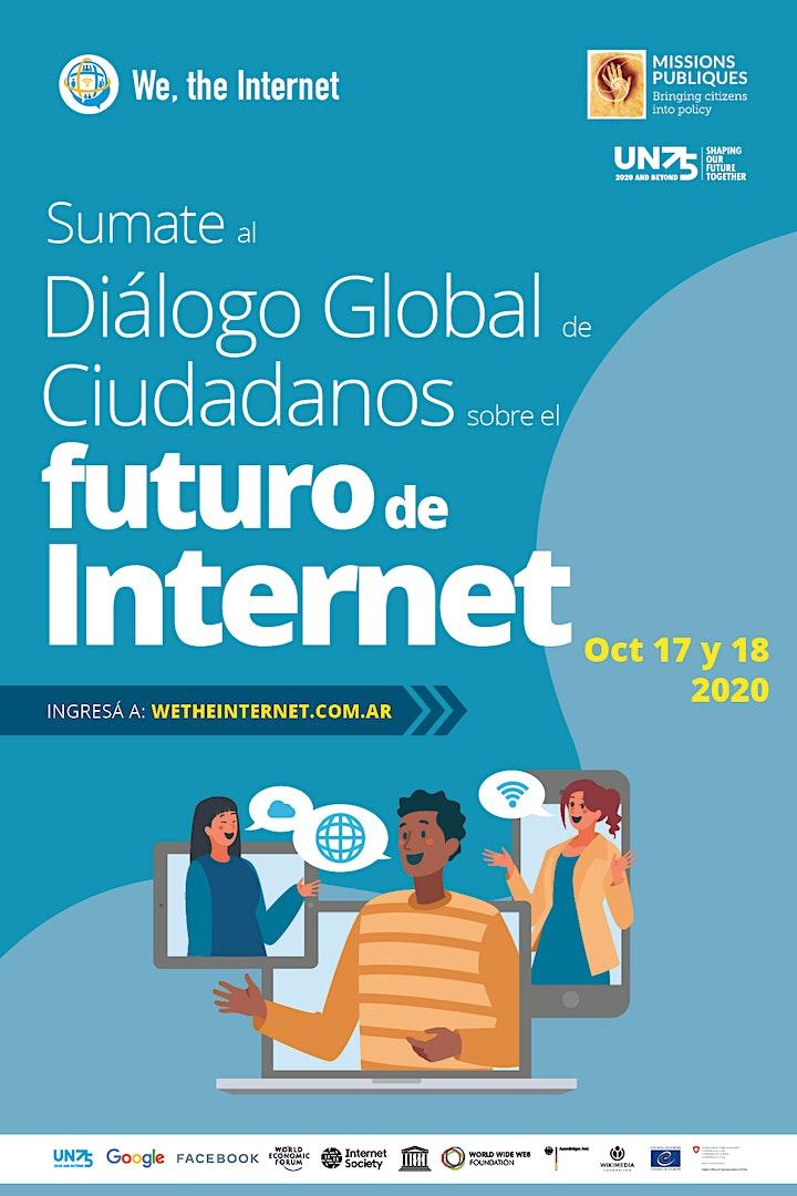 Imagen de Diálogo Global de Ciudadanos sobre el futuro de Internet en Argentina