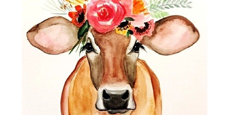 Happy Heifer - Plucka's Art Studio (Dec 06 1.30pm) tickets