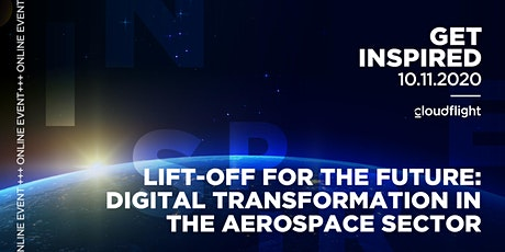 Lift-Off for the future: Digital Transformation in the Aerospace sector tickets