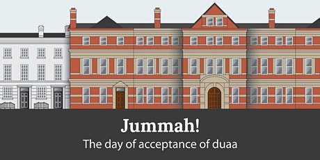 Jumu'ah Prayers Friday 2nd Oct 2020 tickets