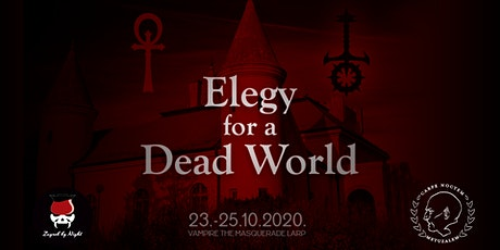 Elegy for a Dead World 2021- Regular Tickets tickets