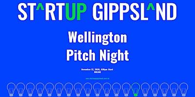 Startup Gippsland – Wellington Pitch Night