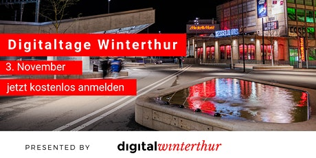 Digitaltage  Winterthur Tickets