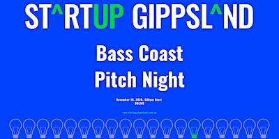 Startup Gippsland – Bass Coast Pitch Night