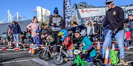 Balance Bike World Championships - Day 1 - Quad Eliminator tickets