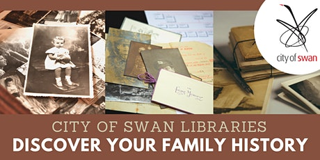 Untangling Your Family Tree (Ellenbrook) tickets
