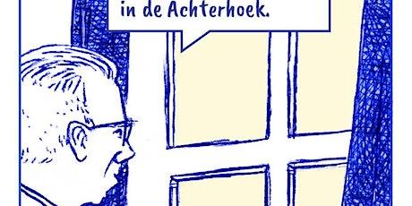 Workshop autobiografisch striptekenen door Marc Weikamp tickets