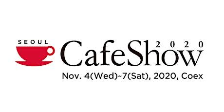KOREA Seoul International Cafe Show tickets