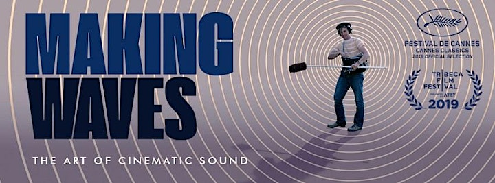 Making Waves, Sound Design Panel & Discussion image