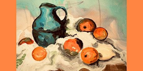 So, 15.11. | 14 - 17 Uhr I Workshop für Jugendliche | Akrylmalerei Tickets