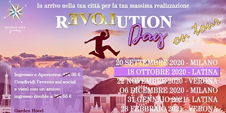Dharma Revolution Day - On Tour biglietti