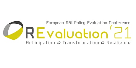REvaluation 2021 - European R&I Policy Evaluation Conference. Tickets