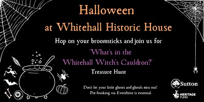 """""""What's in the Whitehall Witch's Cauldron?�"""