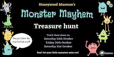 Honeywood Halloween: Monster Mayhem Treasure Hunt