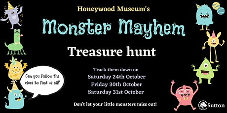 Honeywood Halloween: Monster Mayhem Treasure Hunt tickets