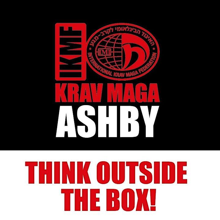Krav Maga Ashby Induction Class image
