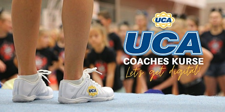 UCA Coaches Kurs - Stunts - From BHS up to Rewinds! Tickets