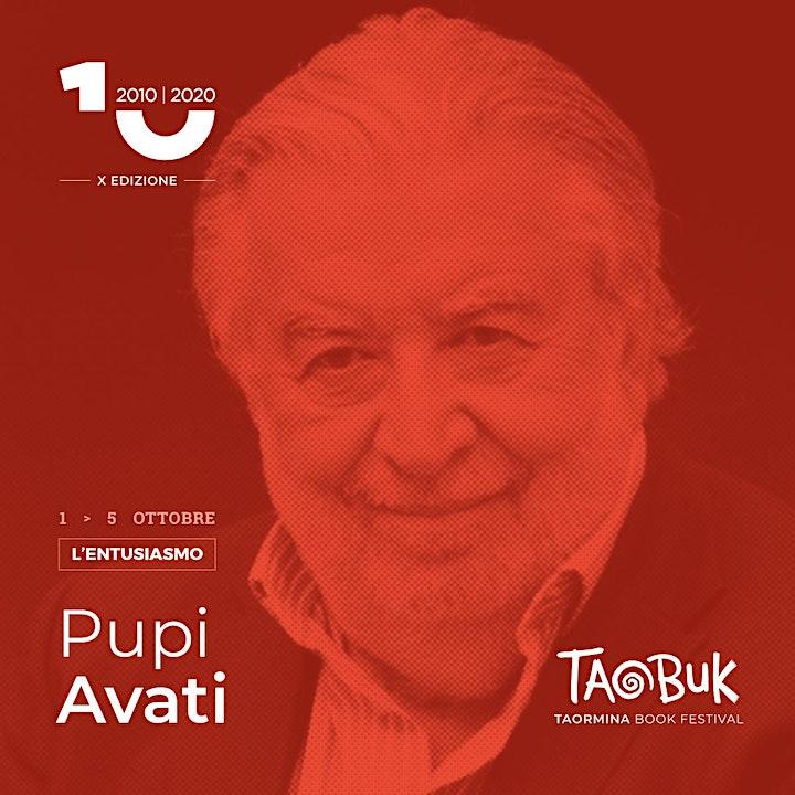 Immagine Incontro con il Maestro Pupi Avati