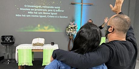 Culto Presencial - Sábado NOITE  - Igreja Vida Bezerros ingressos