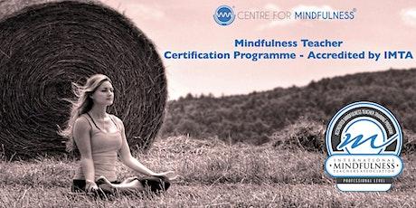 Mindfulness Teacher Training Program (IMTA Accredited) - May 2021