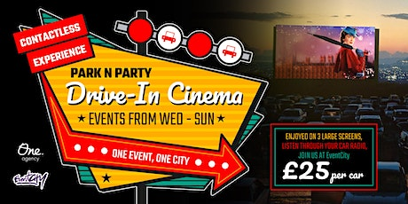 Park N Party - Drive in Cinema tickets