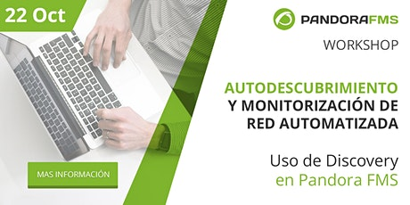 Autodescubrimiento y monitorización de red automatizada.