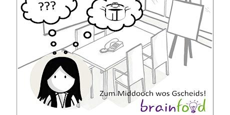 Brainfood: Vom Netzwerk zur Innovation Tickets
