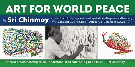 Free Event: Opening Ceremony Art for Peace by Sri Chinmoy tickets