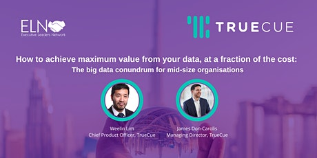 How to achieve maximum value from your data, at a fraction of the cost tickets