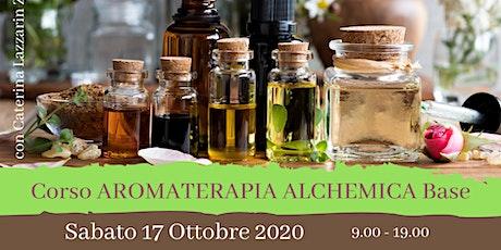 Corso Aromaterapia Alchemica Base biglietti