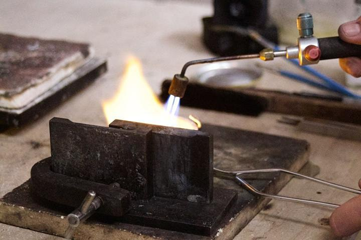 Introduction to Lost Wax Casting for Jewelry image