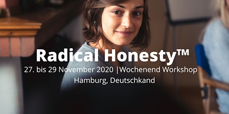 Radical Honesty Workshop in Hamburg(auf Deutsch) | mit Marvin Schulz tickets