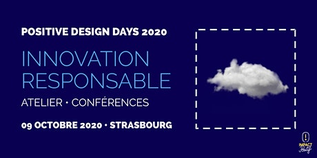 Positive Design Days 2020 - Innovation Responsable - Strasbourg billets