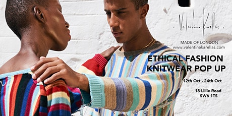 Ethical Knitwear pop up tickets